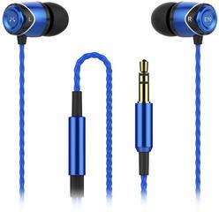 SoundMAGIC E10 Black Blue