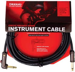D'Addario Planet Waves PW-AGLRA-10 Instrument Cable-Lifetime Warranty