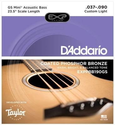 D'Addario EXPPBB190GS