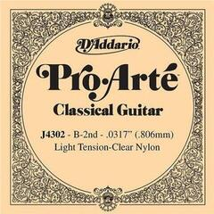 D'Addario J4302 Single Guitar String