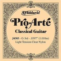 D'Addario J4303 Single Guitar String