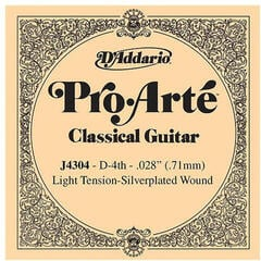 D'Addario J4304 Single Guitar String