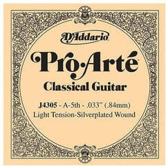 D'Addario J4305 Single Guitar String
