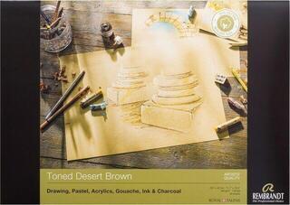 Rembrandt Toned Desert Brown A3 180 g