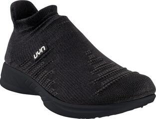 UYN Lady X-Cross Shoes Black Sole Optical Black/Black