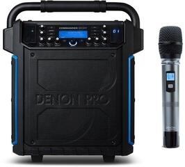 Denon Commander Sport Battery powered PA system