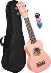 Cascha HH 3968 Szoprán ukulele Rózsaszín