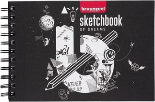 Bruynzeel Sketchbook A5 250 g