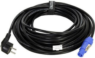 Accu Cable Power Con Schuko 15m
