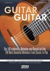 HAGE Musikverlag 100 Most Beautiful Melodies From Classic To Pop