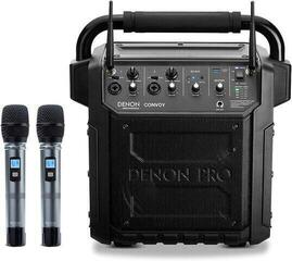 Denon Convoy Battery powered PA system
