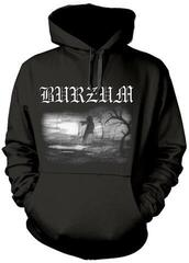 Burzum Aske 2013 Hooded Sweatshirt Black Black