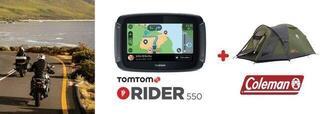 TomTom Rider 550 SET