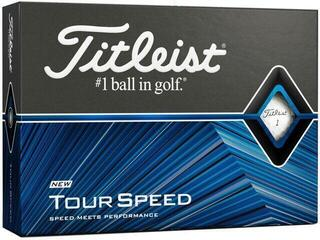 Titleist Tour Speed Golf Balls White
