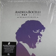 Andrea Bocelli The Complete Pop Albums (14 LP Box Set) (180 Gram)