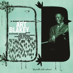 Art Blakey A Night At Birdland: Volume 2 (LP) Audiophile Quality