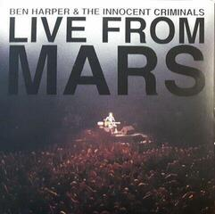 Ben Harper Live From Mars (4 LP) (180 Gram)