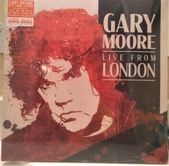 Gary Moore Live From London (Clear Blue Vinyl) (180 Gram)