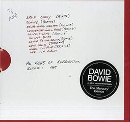 David Bowie The 'Mercury Demos' (Black Vinyl Album Box)