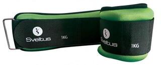 Sveltus Weighted Cuff 1 kg x2