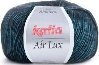 Katia Air Lux 66 Pastel Turquoise/Black
