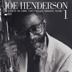 Joe Henderson State Of The Tenor Vol. 1 / Live At The Village Vanguard /1985 (LP) 180 g