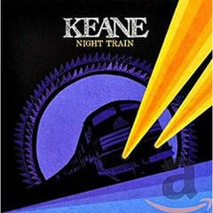 Keane Keane LP Night Train (Transparent Orange) (LTD) (RSD) (Vinyl LP)