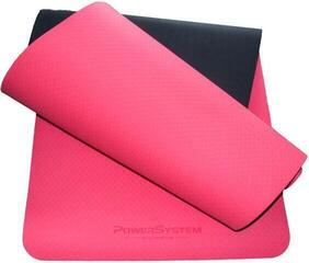 Power System Yoga Mat Premium Red