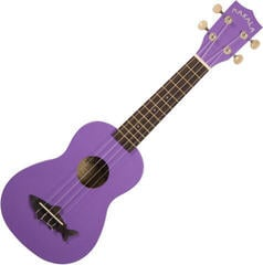 Kala Makala Shark Soprano Ukulele Sea Urchin Purple