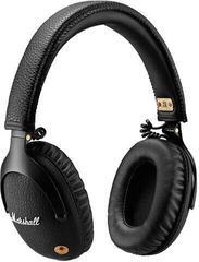 Marshall Monitor Nero Cuffie Wireless On-ear