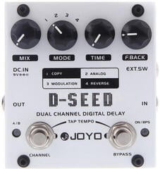 Joyo D-SEED Digital Delay