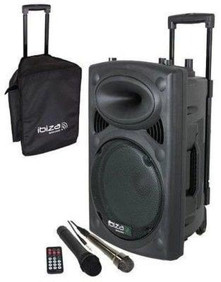 Ibiza Sound PORT10UHF-BT