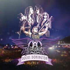 Aerosmith Rocks Donington 2014 (Limited Edition) (3 LP + DVD) (B-Stock) #930177