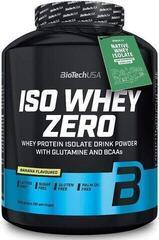 BioTechUSA Iso Whey Zero Native White Chocolate 2270 g