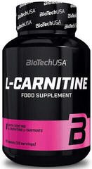 BioTechUSA L-Carnitine 1000 mg Tablets