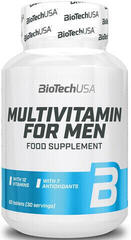 BioTechUSA Multivitamin For Men 60 tbl