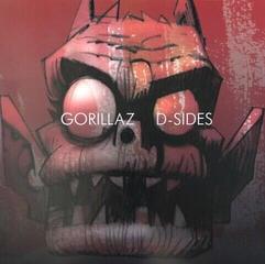 Gorillaz RSD - D-Sides (Black Vinyl) (3 LP)