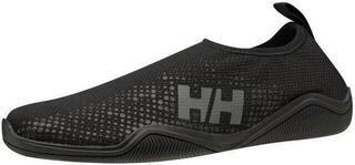 Helly Hansen W Crest Watermoc Black/Charcoal 41