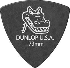 Dunlop Gator Grip Small Triangle 0.73mm 6 Pack