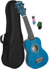Cascha HH 3971 EN Sopránové ukulele Modrá
