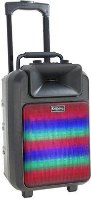 Ibiza Sound POWER8LED-MKII
