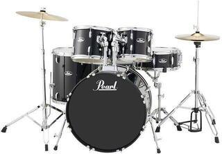 Pearl RS525SC-C31 5-Piece Drum Set Roadshow Jet Black