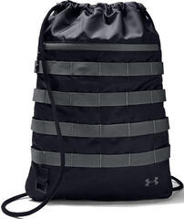 Under Armour Sportstyle Sackpack Black/Pitch Gray