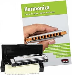 Cascha HH 1630 EN Master Edition Blues Set Diatonic harmonica