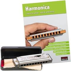 Cascha HH 1620 EN Special Blues Set Diatonic harmonica