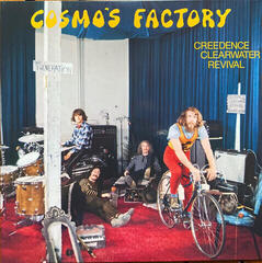 Creedence Clearwater Revival Cosmo's Factory (Vinyl LP)