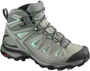 Salomon X Ultra 3 Mid GTX W Shadow/Castor Gray 5