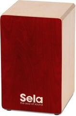 Sela SE 165 Primera Wood-Cajon Red