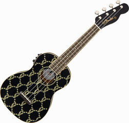 Fender Billie Eilish WN Ukulele concert Negru
