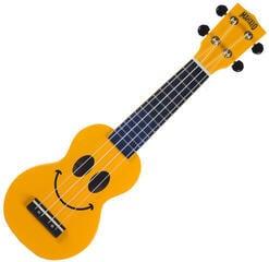 Mahalo U-SMILINO Sopránové ukulele Žlutá